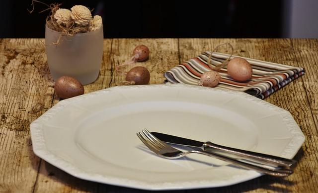 grow taller diet - plate